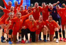 Nederland - Japan handbal