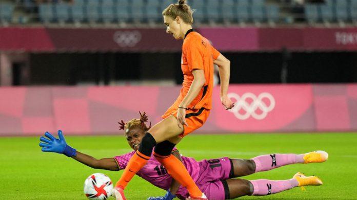 Topscorer Olympische Spelen vrouwen
