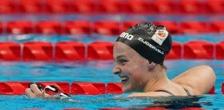 Chantalle Zijderveld 100m vlinder