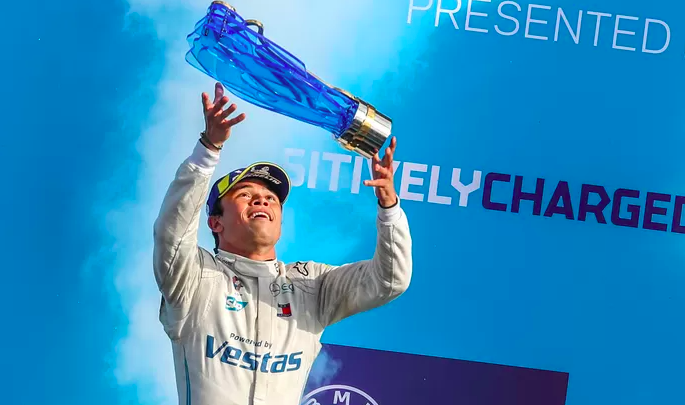 Nyck de Vries wereldkampioen