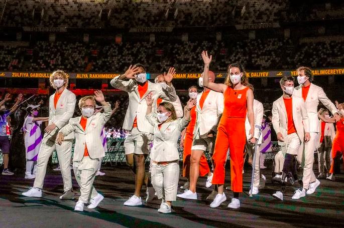 Openingsceremonie Paralympics