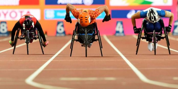 Paralympische Spelen Tokio