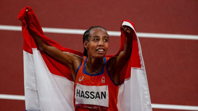 Sifan Hassan goud